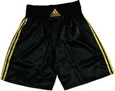 Adidas Boxing Short Multi Μαύρο/Χρυσό ADISMB01 L