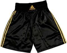 Adidas Boxing Short Multi Μαύρο/Χρυσό ADISMB01 S
