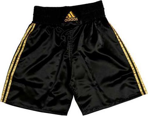 Αξεσουάρ ΠυγμαχίαςAdidasBoxing Short Multi Μαύρο/Χρυσό ADISMB01 S