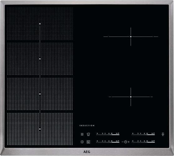 Αυτόνομη Επαγωγική ΕστίαAEGHKP65410XB MaxiSense Plus