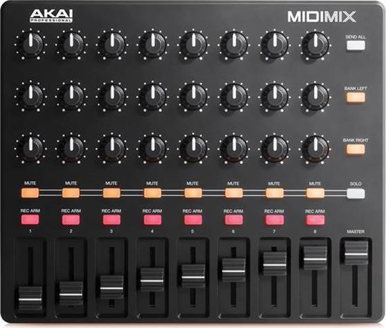 ControllerAkaiMIDImix Midi