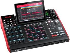 Akai MPC-X Production