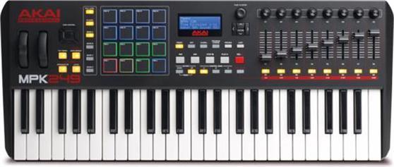 Midi KeyboardAkaiMPK-249 49 Πλήκτρων