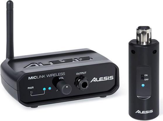 Ασύρματο ΜικρόφωνοAlesisMicLink-Wireless Σετ Plug-On