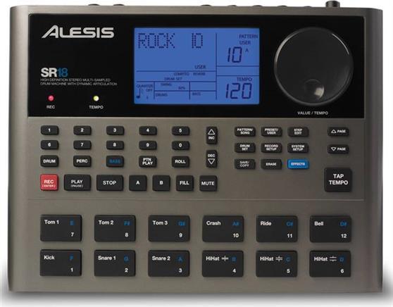 Drum MachineAlesisSR-18