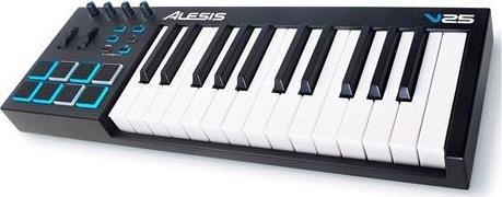 Midi KeyboardAlesisV-25