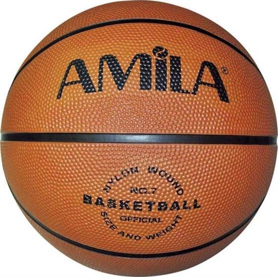 Μπάλα ΜπάσκετAmila41709 Νο. 7 RB7101-B