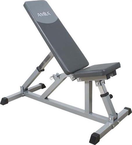 Πάγκος ΓυμναστικήςAmila43905 Flat Incline Bench