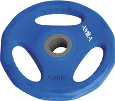 Amila 44415 Δίσκος με επένδυση λάστιχου, 2,50 kg