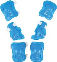 Amila 49041 Protector Set Γαλάζιο M