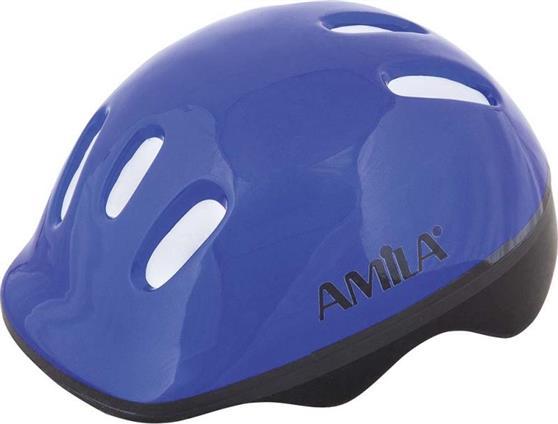 Προστατευτικά Τροχήλατων ΑθλημάτωνAmila49046 Κράνος S