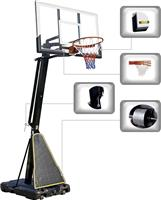 Amila 49220 Deluxe Basketball System