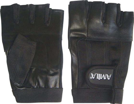 Γάντια Άρσης ΒαρώνAmila83220 Μισόγαντα S