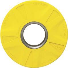 Amila 84570 Με Επένδυση Λάστιχου 50mm 1,25kg Κίτρινος