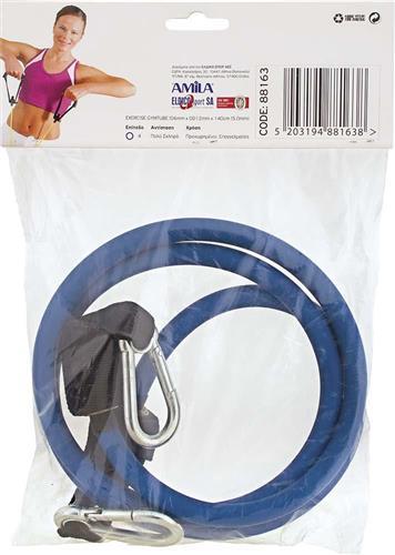 ΛάστιχοAmila88163 Gym Tube με Clip Hard