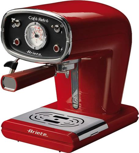 Μηχανές Espresso Ariete 1388 Retro Red