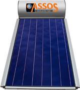 Assos SP 160 Glass Επιλεκτικός Τιτανίου Τριπλής Ενέργειας για Αντλία Θερμότητας