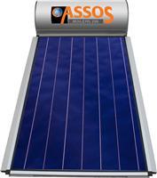 Assos SP 200 Glass Επιλεκτικός Τιτανίου Τριπλής Ενέργειας για Αντλία Θερμότητας