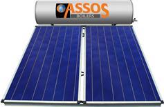 Assos SP 300 Glass Επιλεκτικός Τιτανίου Τριπλής Ενέργειας για Αντλία Θερμότητας