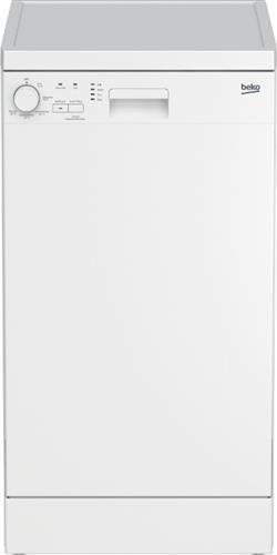 Πλυντήριο Πιάτων 45 cmBekoDFS 05010 W