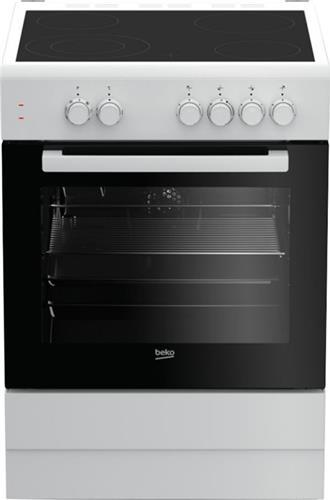 Κεραμική ΚουζίναBekoFSM 67010 GW