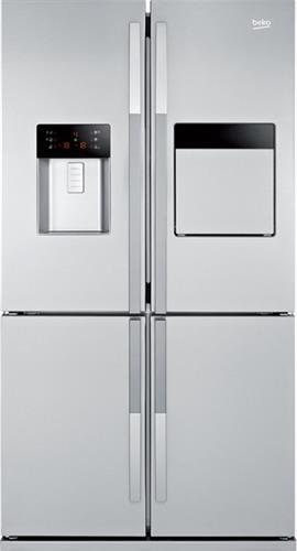Ψυγείο ΝτουλάπαBekoGNE 134620 X