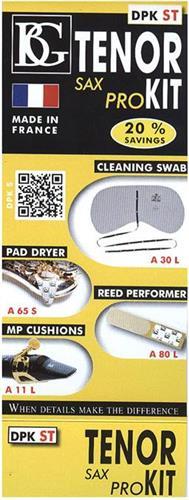 Καθαριστικά - ΣυντήρησηBGDPK ST Σέτ Αξεσουάρ - Συντήρησης Τενόρου Σαξοφώνου