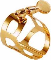 BG Σφιγκτήρας L10 για Άλτο Σαξόφωνο Traditional Gold Lacquer