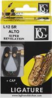 BG Σφιγκτήρας L12SR για Άλτο Σαξόφωνο Super Revelation
