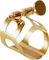 BG Σφιγκτήρας L3 Βb Κλαρινέτου Traditional Gold Plated