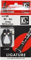 BG Σφιγκτήρας L4SR για Κλαρίνο Βb Super Revelation