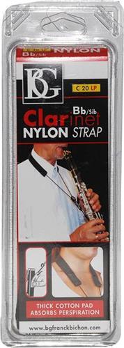 ΖώνεςBGZώνη Κλαρίνου Nylon Strap C20 LP