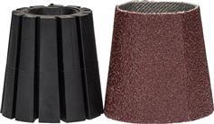 Bosch ASK 30 SET Στέλεχος Υποδοχής + Κωνικό Φύλλο Λείανσης για PRR 250 ES