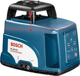 Bosch<br/>BL 200 GC Professional Περιστροφικό Λέιζερ BLE 200 + BLR 10