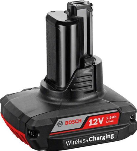 Αξεσουάρ ΕργαλείωνBoschGBA 12V, 2,5Ah Wireless Charging Professional