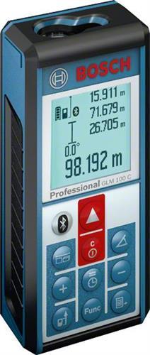 ΑποστάσεωνBoschGLM 100 C 80 Professional Με Λέιζερ