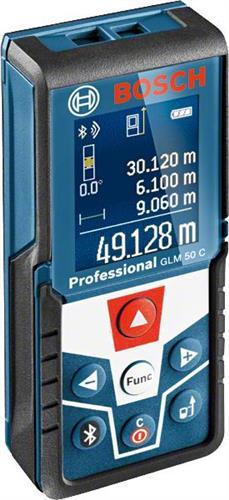 ΑποστάσεωνBoschGLM 50 C Professional Με Λέιζερ