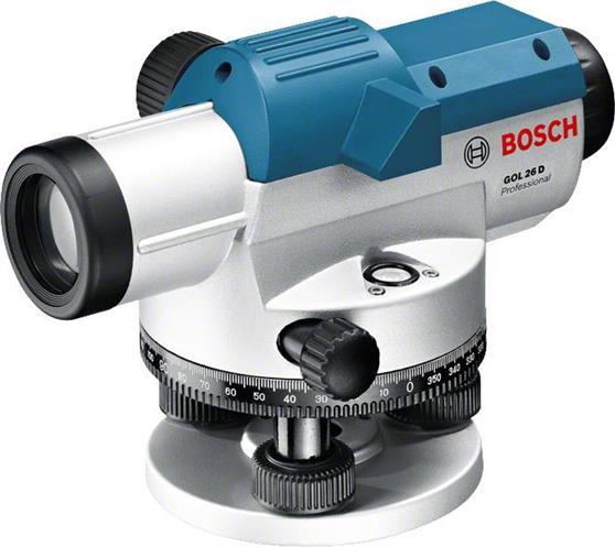 ΑλφάδιBoschGOL 26 D Professional Οπτικός Χωροβάτης
