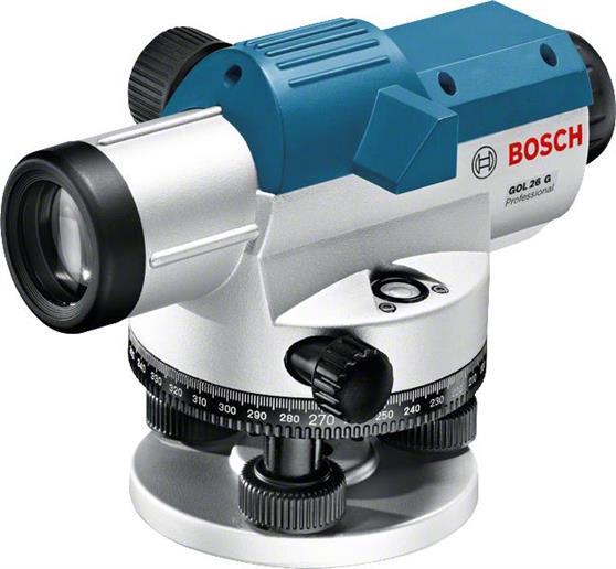 ΑλφάδιBoschGOL 26 G Professional Οπτικός Χωροβάτης