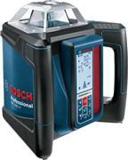 Bosch GRL 500 H Professional Περιστροφικό Λέιζερ + LR 50