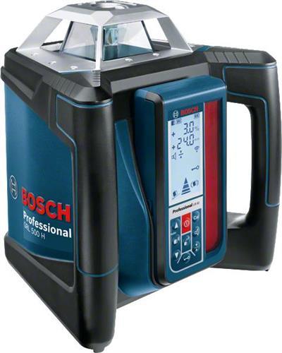 ΑλφάδιBoschGRL 500 H Professional Περιστροφικό Λέιζερ + LR 50