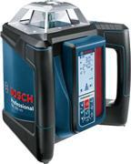 Bosch GRL 500 HV Professional Περιστροφικό Λέιζερ + LR 50