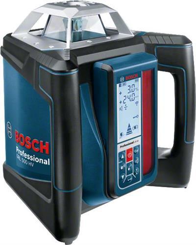 ΑλφάδιBoschGRL 500 HV Professional Περιστροφικό Λέιζερ + LR 50