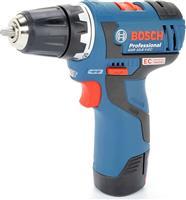 Bosch GSR 10,8 V-EC Solo Professional