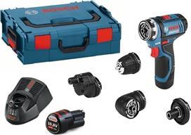 Bosch GSR 12 V-15 FlexiClick Set Professional
