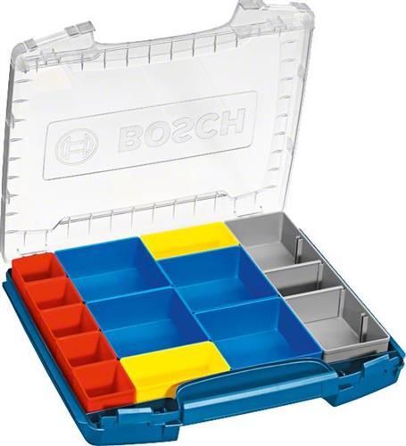 Αξεσουάρ ΕργαλείωνBoschI-BOXX 53 με Σετ Ένθετων Κουτιών Professional
