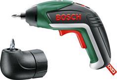 Bosch IXO V Medium με Γωνιακό Προσάρτημα