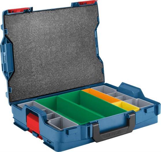 Αξεσουάρ ΕργαλείωνBoschL-BOXX 102 Professional Κασετίνα 6 τμχ
