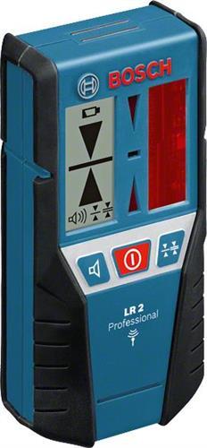 Αξεσουάρ ΕργαλείωνBoschLR 2 Professional Δέκτης για GLL 2-50 + GLL 3-50