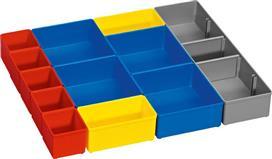 Bosch Σετ Ένθετων Κουτιών για I-BOXX 53 Professional